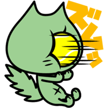 Fute Neko sticker #777088