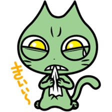 Fute Neko sticker #777099