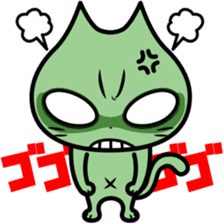 Fute Neko sticker #777105