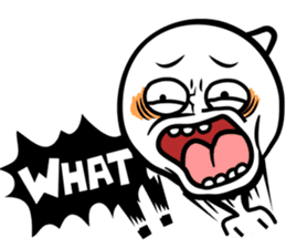 Let's puff ! Mochi man PUCHU !!(1) sticker #777557