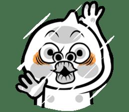 Let's puff ! Mochi man PUCHU !!(1) sticker #777561