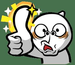 Let's puff ! Mochi man PUCHU !!(1) sticker #777565