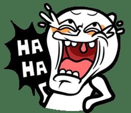 Let's puff ! Mochi man PUCHU !!(1) sticker #777573