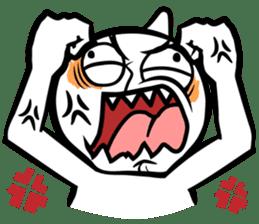 Let's puff ! Mochi man PUCHU !!(1) sticker #777581
