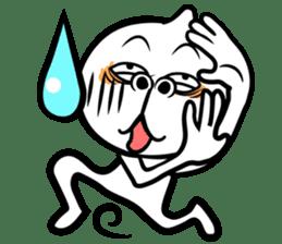Let's puff ! Mochi man PUCHU !!(1) sticker #777582