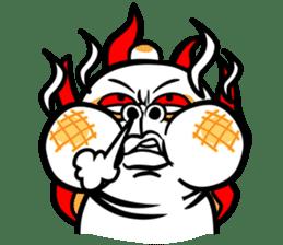 Let's puff ! Mochi man PUCHU !!(1) sticker #777583
