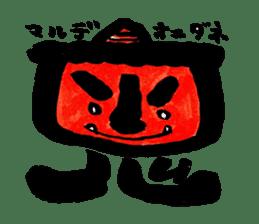 Tanaka Taisan Emoji Japanese Style sticker #779090