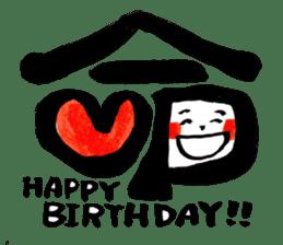 Tanaka Taisan Emoji Japanese Style sticker #779101