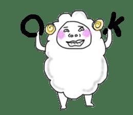 lamb's sticker sticker #779233