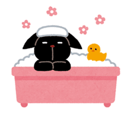 Pyoko on Holiday sticker #779967
