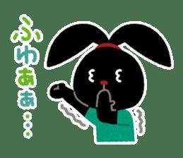 Pyoko on Holiday sticker #779977