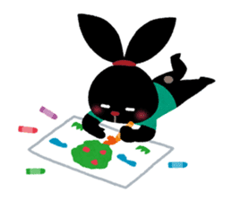 Pyoko on Holiday sticker #779979