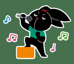 Pyoko on Holiday sticker #779980