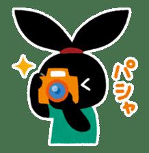 Pyoko on Holiday sticker #779982