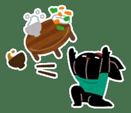 Pyoko on Holiday sticker #779983