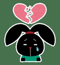 Pyoko on Holiday sticker #779986
