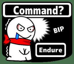 Enemy Attack!(English) sticker #780077