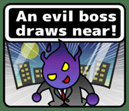 Enemy Attack!(English) sticker #780080