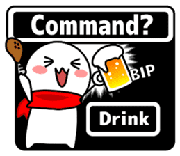 Enemy Attack!(English) sticker #780085