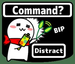 Enemy Attack!(English) sticker #780093