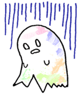 Bumbling Ghost sticker #780242
