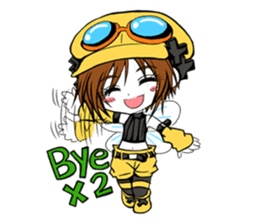 Jelly Doll sticker #780766