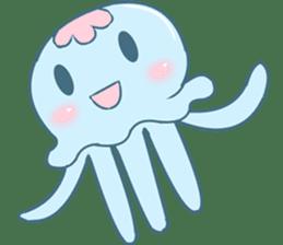 Karafurukuragetyan(JellyfishSticker) sticker #782831