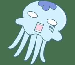 Karafurukuragetyan(JellyfishSticker) sticker #782834