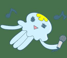 Karafurukuragetyan(JellyfishSticker) sticker #782846
