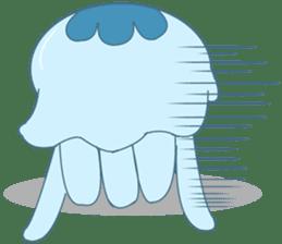 Karafurukuragetyan(JellyfishSticker) sticker #782856