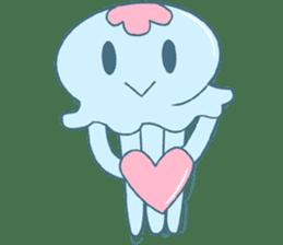 Karafurukuragetyan(JellyfishSticker) sticker #782857