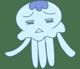 Karafurukuragetyan(JellyfishSticker) sticker #782859