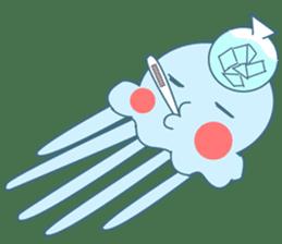 Karafurukuragetyan(JellyfishSticker) sticker #782860