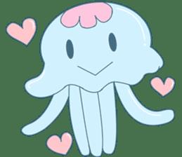 Karafurukuragetyan(JellyfishSticker) sticker #782866