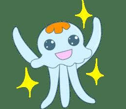 Karafurukuragetyan(JellyfishSticker) sticker #782869