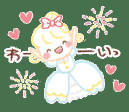 Princess in Love sticker #782953