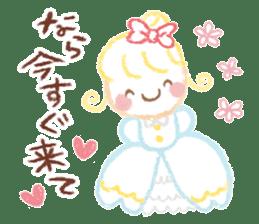 Princess in Love sticker #782954