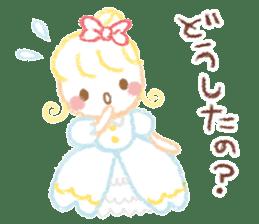 Princess in Love sticker #782957