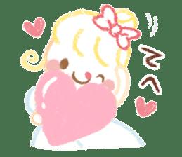 Princess in Love sticker #782958