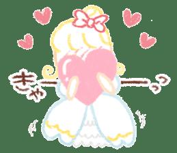 Princess in Love sticker #782962