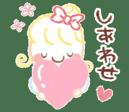 Princess in Love sticker #782963