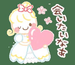 Princess in Love sticker #782965