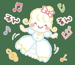 Princess in Love sticker #782966