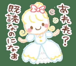 Princess in Love sticker #782968