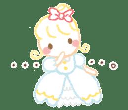 Princess in Love sticker #782969
