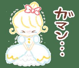 Princess in Love sticker #782970