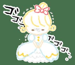 Princess in Love sticker #782971