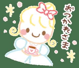 Princess in Love sticker #782976