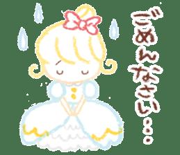 Princess in Love sticker #782980