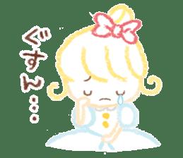 Princess in Love sticker #782982